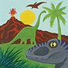 Pattern Pack - Dinosaur Kingdom SPO