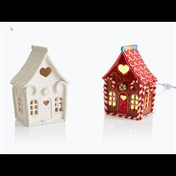 KIDS GINGERBREAD HOUSE LIGHT-UP/4 SPO