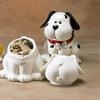 BOXES DOG TREAT JAR/4 SPO