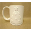 SEASONAL CHRISTMAS TREE MUG/12 SPO
