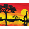 Pattern Pack - African Sunset II /1 SPO