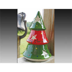 SEASONAL Christmas Tree Votive/2 SPO