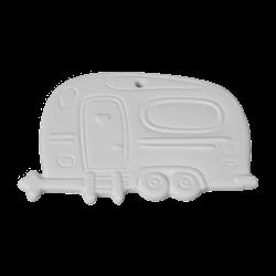 SEASONAL Flat Camper Ornament/12 SPO