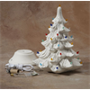 "SEASONAL 12"" CHRISTMAS TREE (with base & light kit)/1 SPO"
