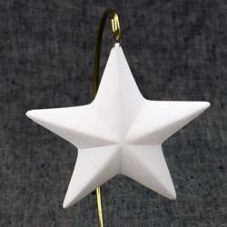 SEASONAL STAR ORNAMENT/12 SPO