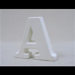 """TILES & PLAQUES ALPHABET """"A""""/1 SPO"""