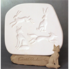 Fox And Hare Sprig Mold SPO