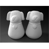 KITCHEN Bowser Salt and Pepper Set/4 SPO