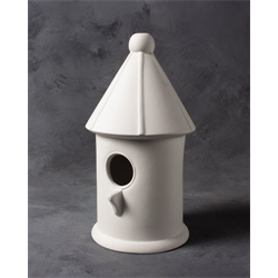 "8"" Bird House (Casting Mold) SPO"