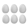 SEASONAL Textured Easter Egg Set/12 SPO