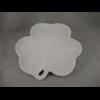 PLATES Shamrock Plate/6 SPO