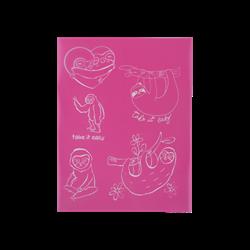 Sloth Silk Screen/1 SPO