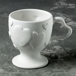 MUGS Heart Mug/6