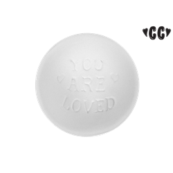 KITCHEN You Are Loved Spoon Rest/12 SPO
