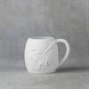 MUGS Monstera Leaf Mug/6 SPO