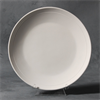 STONEWARE Rimmed Salad Plate/6