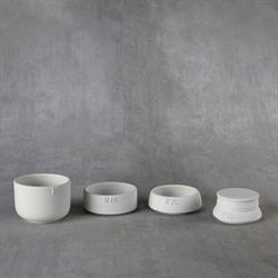 KITCHEN Mason Jar Measuring Cups/6 SPO