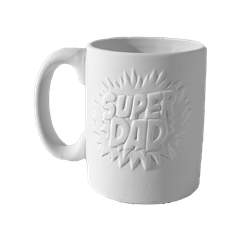 MUGS Super Dad Mug/6 SPO