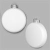 "SEASONAL 3"" Flat Round Ornament/12 SPO"