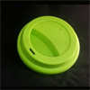 MUGS GREEN SILICONE(PKG 6) LID for CCX110/149/6