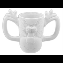 MUGS Reindeer Mug/4 SPO