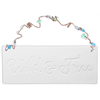TILES, ETC. Wild & Free Tile Plaque/8 SPO