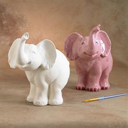BANKS ELEPHANT BIGGY BANK/2 SPO