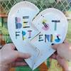 PLATES BEST FRIENDS PLATE/6 SPO