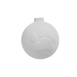 SEASONAL Paw Ball Ornament/12 SPO