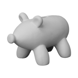 BANKS Balloon Piggy Bank/4 SPO