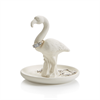 HOME DÉCOR FLAMINGO RING HOLDER/8 SPO