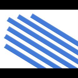 Deep Aqua Transparent Strips/1 SPO