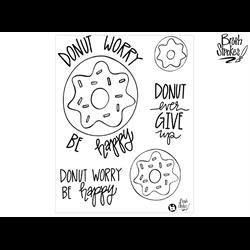 Donut Love Silkscreen/1 SPO