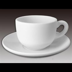 MUGS Espresso Cup and Saucer/6 SPO