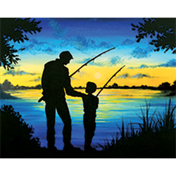 Pattern Pack - Fishing with Dad/1 SPO