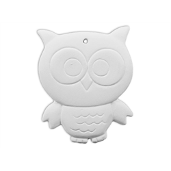SEASONAL Kooky Owl Ornament/12 SPO
