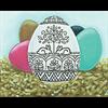 Pattern Pack - Pysanka Easter Egg/1 SPO