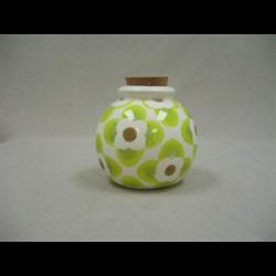 KITCHEN Medium Jar ( Cork Stopper Included)/6 SPO