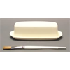 KITCHEN COVERED BUTTER DISH/6  SPO