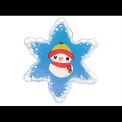 SEASONAL Snowflake 2 Ornament/12 SPO