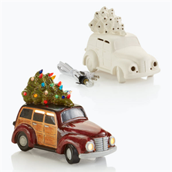 SEASONAL WOODY WAGON with TREE/2 SPO