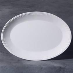 STONEWARE Oval Platter/2 SPO