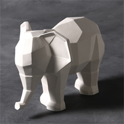 KIDS Faceted Elephant/2
