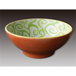 BOWLS Footed Bowl/4 SPO
