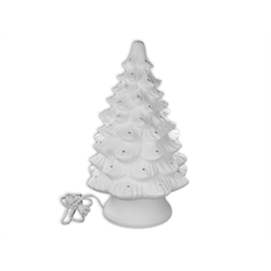 SEASONAL Large Lighted Christmas Tree/1 SPO