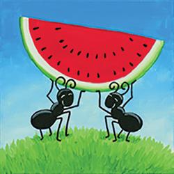 Pattern Pack - Watermelon Heist SPO