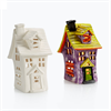 HOME DÉCOR HAUNTED HOUSE LANTERN/4 SPO