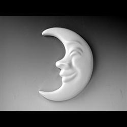 TILES, ETC. Moon w/ mounting hole/12 SPO