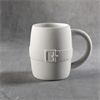 MUGS Santas Belt Mug/6 SPO