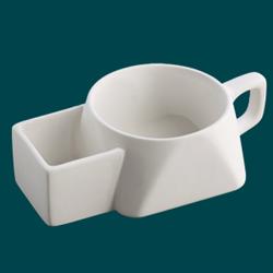 MUGS Chef Soup Cracker Mug/6 SPO